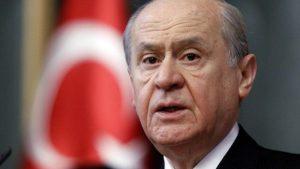 MHP-leider: Devlet Bahceli