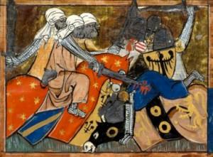 Seljuk Turks Defeat Crusaders