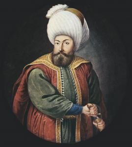 Osman I of Osman Gazi
