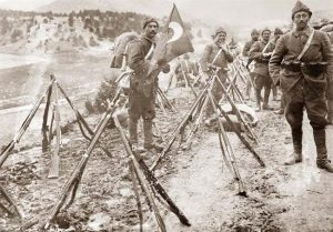 Infantry-Turkish