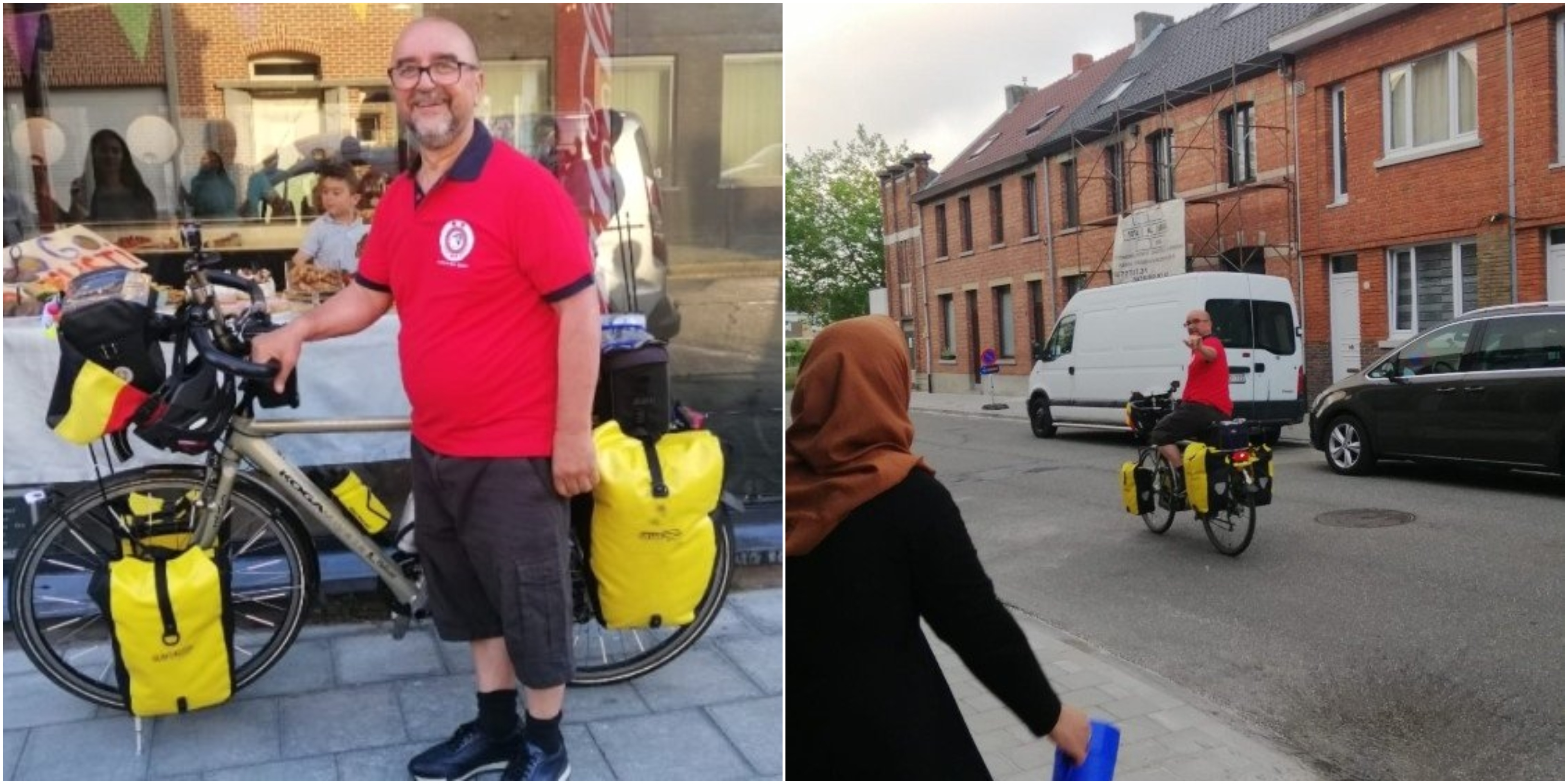 Kayserili Belgische Turk Blijft Binnen Budget En Gaat Met Fiets